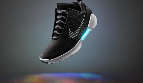 libertad represa taquigrafía  Nike presenta HyperAdapt 1.0, su primer zapato que ata los Cordones de  forma automática - SWA Colombia